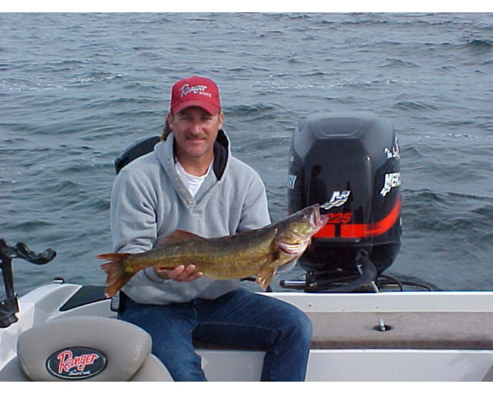 Photo gallery from the timbers resort on lake gogebic in for Fishing in lake michigan