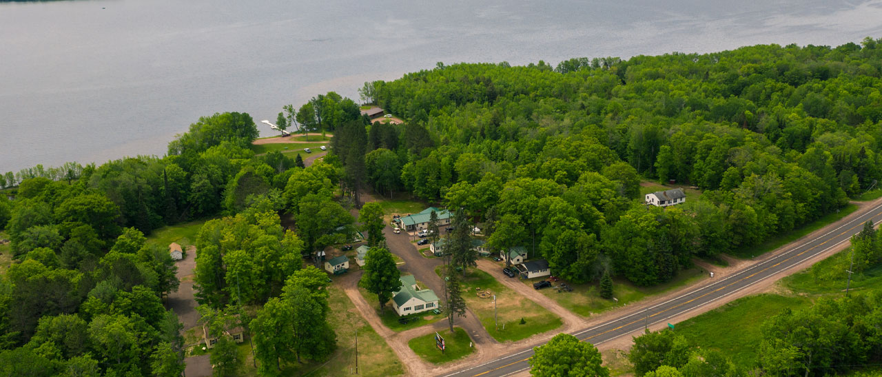 The Timbers Resort on Beautiful Lake Gogebic