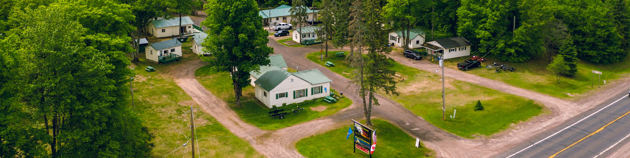Year-Round Cabin Rentals on Lake Gogebic